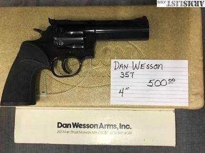 For Sale: Dan Wesson