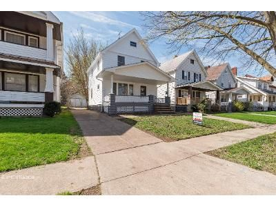 3 Bed 1 Bath Foreclosure Property in Cleveland, OH 44109 - Wichita Ave