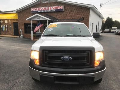 2013 Ford F-150 Lariat (White)