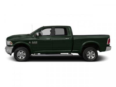 2016 RAM 2500 Laramie Power Wagon (Black Forest Green Pearlcoat)