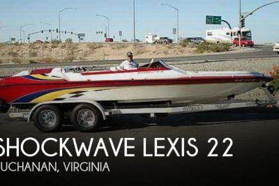2002 Shockwave Lexis 22
