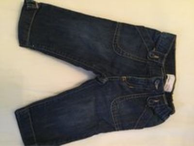 3t girls capri jeans- old navy