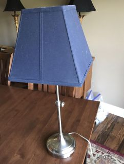 Pottery Barn Kids adjustable height lamp. Great quality. Porch pick up North Peoria.