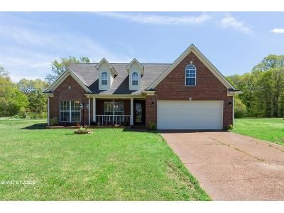 3 Bed 2 Bath Foreclosure Property in Red Banks, MS 38661 - Cazassa Creek Dr