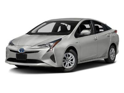 2016 Toyota Prius Four (Gray)