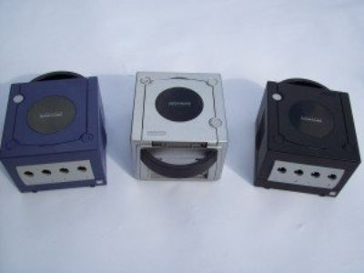 WANTED: Nintendo GameCube System & Controllers