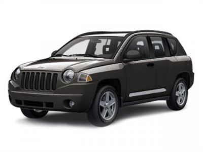 2010 Jeep Compass Limited (Stone White)