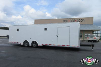 2019 Pace American 30' Cargo Sport Racer's Special