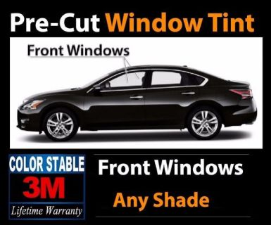 Find FRONT WINDOWS - 3M COLOR STABLE AUDI PRECUT WINDOW TINT KIT - ANY FILM SHADE motorcycle in Kaysville, Utah, United States, for US $49.97