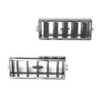 Sell 69 70 71 72 Chevelle & El Camino Center Dash Air Vent Outlet 1 Pair motorcycle in Placentia, California, United States