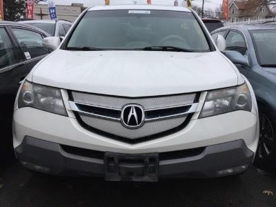 2008 Acura MDX Base (White)