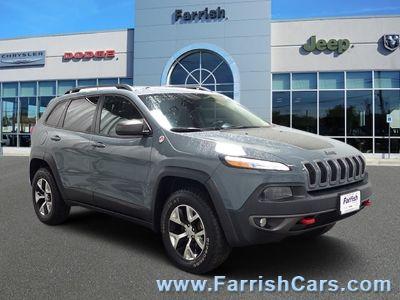 2014 Jeep Cherokee Trailhawk ()