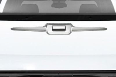 Sell SES Trims TI-TGM-101 GMC Sierra Tailgate Accent Truck Chrome Rear Molding motorcycle in Bowie, Maryland, US, for US $150.00