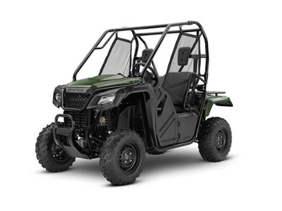 2018 Honda Pioneer 500 Side x Side Utility Vehicles Phillipston, MA