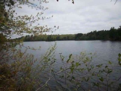 On Mitten Lake Rd Lac du Flambeau, ROSS ALLEN LAKE LOT - One
