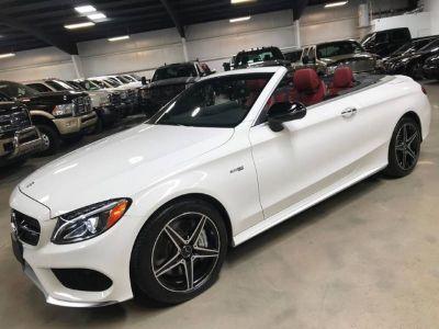 2017 Mercedes-Benz C-Class AMG C 43 c43 AWD 4MATIC 2dr Convertible