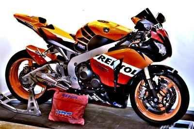 2009 Honda CBR 1000RR