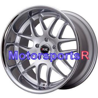 Purchase 20 XXR 526 Silver Deep Dish Lip Rims Staggered Wheels 09 10 11 12 13 Nissan 370z motorcycle in Rancho Cucamonga, California, US, for US $888.00