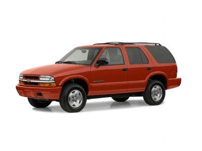 2002 Chevrolet Blazer LS (Forest Green Metallic)