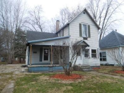 Foreclosure: Single Family Home –$8,900 Good Investment