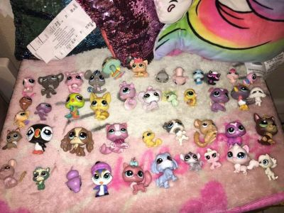 My littlest pet shops lps for sale
