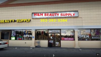 Beauty supplies Ocala Fl M&M BEAUTY SUPPLY 9355 SE Maricamp Rd
