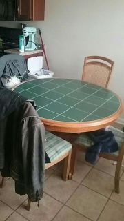 kitchen table only