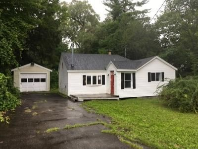 1 Bed 1 Bath Foreclosure Property in Broadalbin, NY 12025 - 3rd Ave