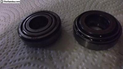 Porsche Wheel Bearings - Rear Outer 914 924