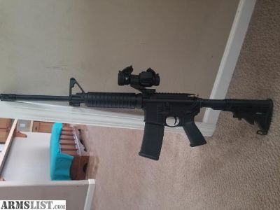 For Sale/Trade: Ruger AR - 556