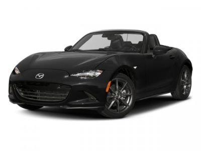 2016 Mazda MX-5 Miata Grand Touring (Soul Red Metallic)