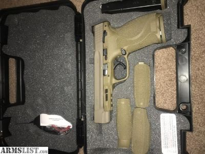 For Sale: S&W M&P 2.0 FDE