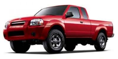 2004 Nissan Frontier SE (RED)