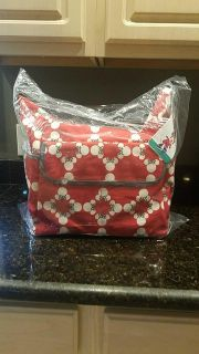 New in sealed bag. DISNEY Red Minnie mouse diaper bag. $20