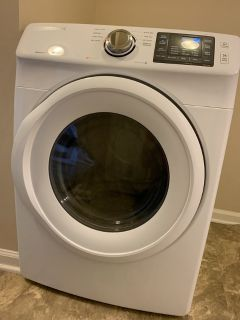 Samsung Smart Care Electric Dryer DV42H500AW3