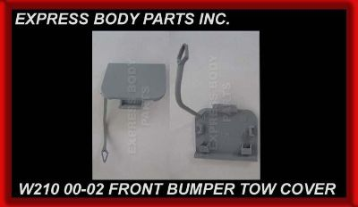 Buy 00-02 01 W210 E CLASS MERCEDES FRONT TOW HOOK COVER E320 E300 E420 2108850026 motorcycle in North Hollywood, California, US, for US $29.00