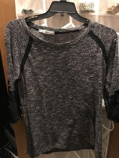Maurices sweater 0X, worn once. $4