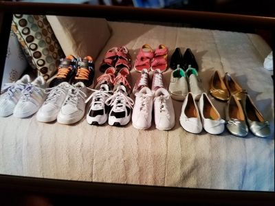 Shoes from $2-$10