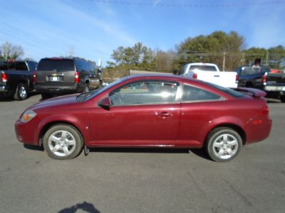2009 Pontiac G5 Base (Red)