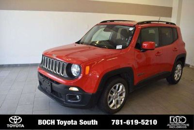 Used 2017 Jeep Renegade FWD
