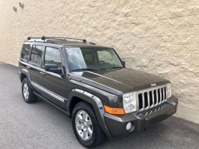 2006 Jeep Commander Limited (Grey)