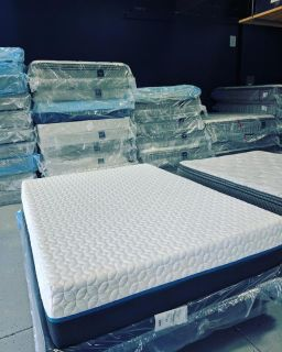 King / Queen Luxury Mattress $40 Down Take Home Today