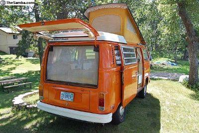 Bus Rear Mosquito Screen Westfalia Camper New
