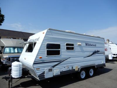 2006 Forest River Wildwood T19 FDL