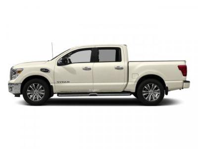 2018 Nissan Titan SL (Pearl White)