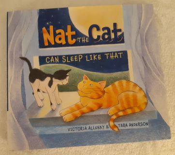 Nat the Cat - Can Sleep Like That (Hardcover)