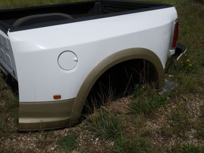 14 Dodge short bed,tailgate,bumper