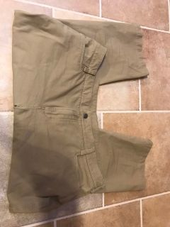 Duluth Trading Post Womens Capris