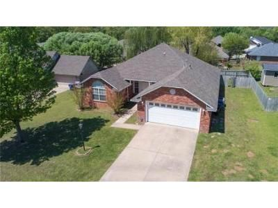4 Bed 2 Bath Foreclosure Property in Fort Smith, AR 72916 - Millennium Dr