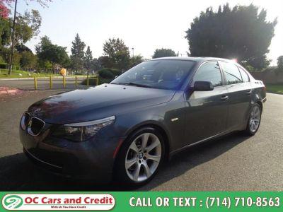2010 BMW 5-Series 535i (Grey)